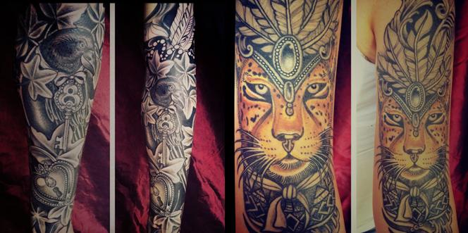 Guest San Diego Tattoo Artist
