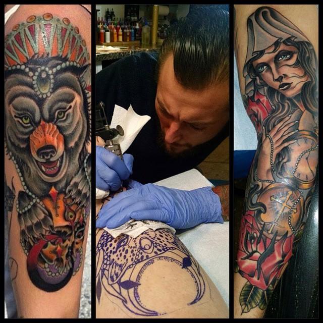 New Tattoo Artist - Keith Diffenderfer