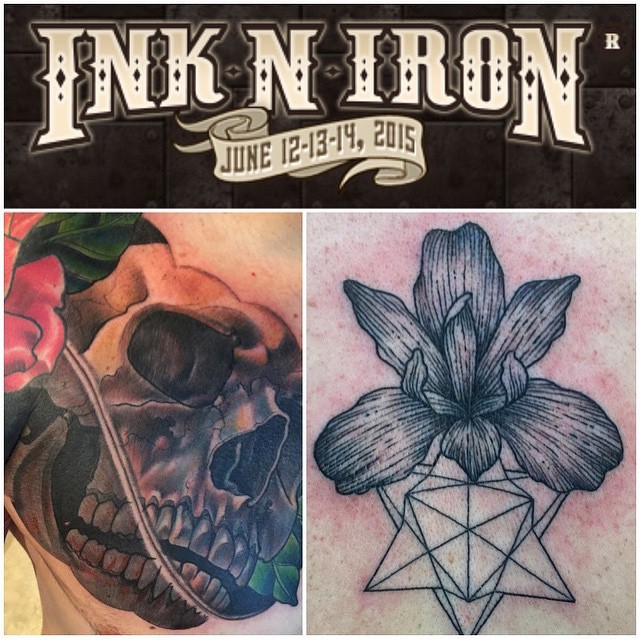 Remington Tattoo will be at Ink N Iron, hit us up! Contact Remington tattoo to see about booking an appt. #inkniron #inkniron2015 #queenmary #remingtontattoo #sandiegotattoo #longbeachtattoo #tattooconvention