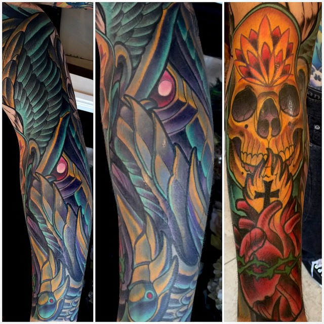 #terryribera #RemingtonTattoo @terryribera #sandiego www.remingtontattoo.com