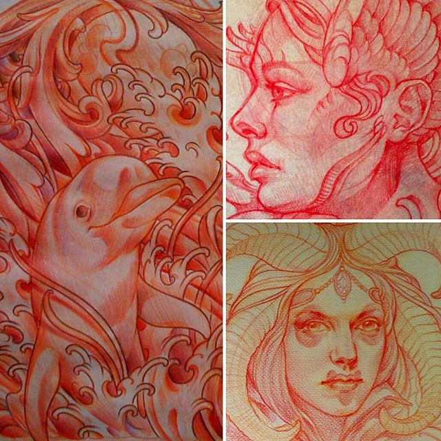 Sketch drawings by @terryribera #art #drawing #tattoo #tattoos #remington #remingtontattoo #terryribera #terryriberatattoo