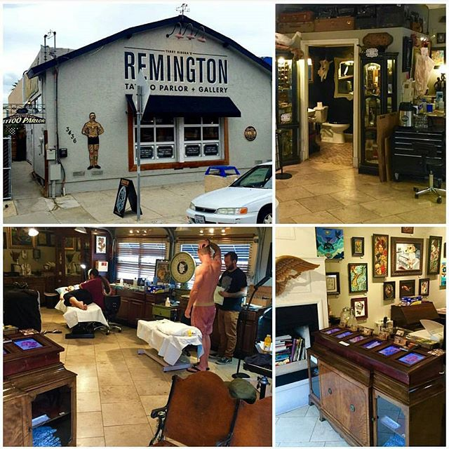 Remington Tattoo is moving! We had the opportunity to buy a building in the neighborhood, so we will be relocating our shop right across the street. Our old space is currently for rent, and we are trying to help find the perfect business to take it over. Since we will be right across the street this location is NOT open to other tattoo shops, so please *NO TATTOOERS!* It is an ideal location that any small business would prosper in!The address is 3436 30th St. San Diego, CA 92104 next to Lefty's Pizza, Amorcito Corazon, The Smoking Goat, Underbelly, Influx, Modern Times Craft Beer Tasting Room, Blue Foot, Tacos Perla, Cardamon, Zensei Sushi, Wow Wow Waffles, the new Queens Town Public House's 3rd location is opening as well as The Smoking Goat's second location! The giant North Parker faces our business with its many tenants and businesses below. Needless to say, it is an awesome location!! Our landlord is great and will be very accommodating to whomever is interested in taking over the spot. This is a great opportunity to have your business located in the hub of the thriving north park business district!If you have any questions please call me. 16193079433 or 16197958915 Terry Ribera