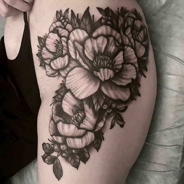 Tattoo by @jasmineworthtattoos #tattoo #tattoos #remingtontattoo #northparktattoo #northpark #sandiegotattooartist #sandiegotattoo #sandiego