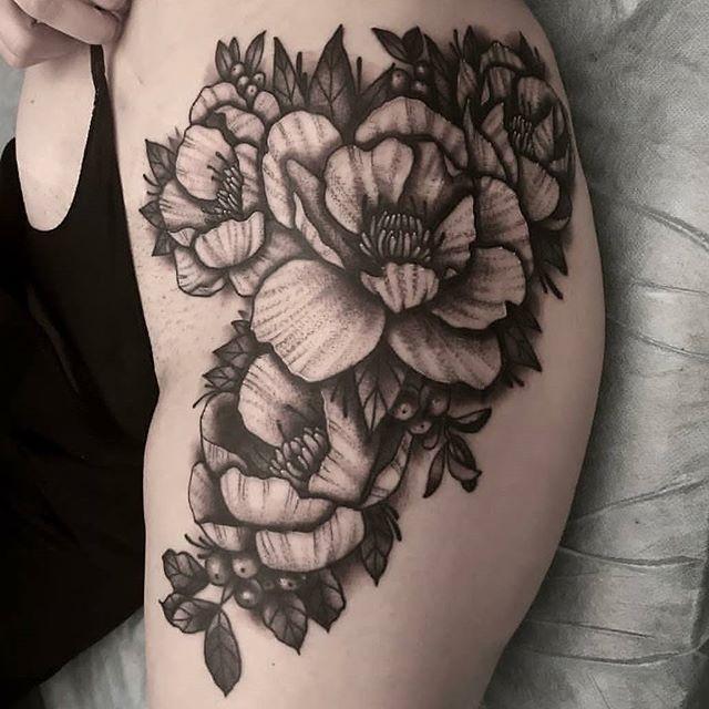 Tattoo by @jasmineworthtattoos #tattoo #tattoos #remingtontattoo #northparktattoo #northpark #sandiegotattooartist #sandiegotattoo #sandiego