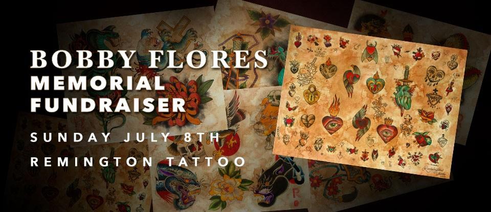 Bobby Flores Memorial Fundraiser
