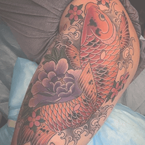 Latest Work - Remington Tattoo